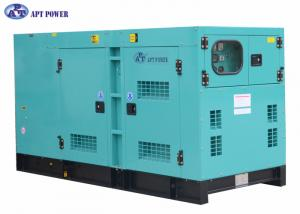 China Denyo Design Soundproof Diesel Generator Rate Output 200kVA With Perkins Diesel Engine on sale