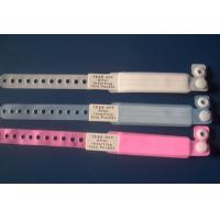 China Medical  ID Band  / ID bracelets on sale
