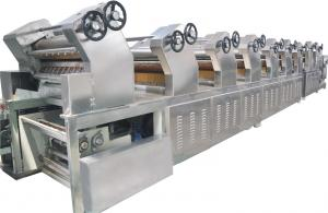 China Practical Non-Fried Instant Noodles Processing Line Equipment Supplier on sale