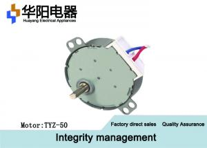 China 50TYZ 12 Volt AC Synchronous Motor , Air Conditioning Two Phase Synchronous Motor on sale