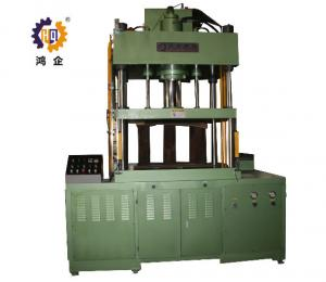 China High Precise 200 Ton Hydraulic Press , Green Hydraulic Power Press Machine on sale
