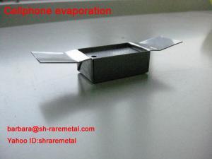 China 0.1mmの厚さの携帯電話の真空の金属で処理することのための純粋なモリブデンのボート on sale