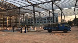 China RBSF Building Steel Fabrication on sale