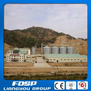 China Largest storing capacity 20000T steel silo for pig farm on sale