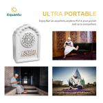 Islamic Bluetooth Portable Quran Speaker Lamp