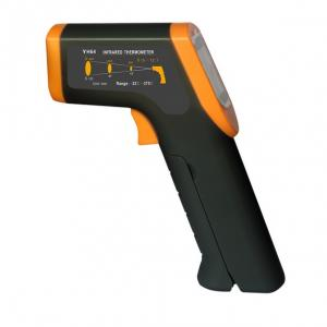 China Data hold Industrial Infrared Thermometer , High Temp / Low Temp Alarm Auto Digital Thermometer on sale