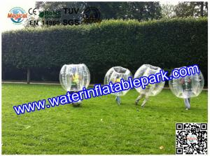China Amusement Activity Inflatable Bumper Ball , Body Bumper Ball Adults and Kids on sale
