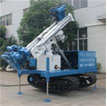 China Self - Walking Track Mounted Water Drilling Machine , Water Drilling Rig on sale