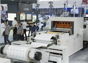 Quality Automatic Take Off Paper Die Cutting Machine Creasing Stripping CE Approved for sale