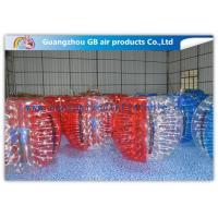 Beautiful Inflatable Bumper Ball Soft / Human Inflatable Bumper Bubble Balls