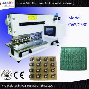China PCB Depaneling For Led Lighting Industry With High Speed Steel Linear Blades on sale