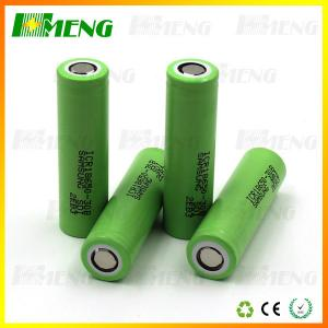 China Recharge Lithium Batteries 3000Mah 3.7V / Rechargeable Lithium Ion Battery Type 18650 on sale