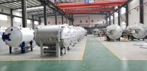 China OEM Steel Melting Induction Furnace / Eco Friendly Vacuum Tempering Furnace on sale