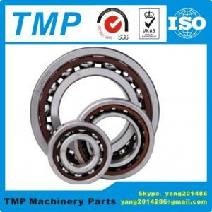 China 7208C/AC DBL P4 Angular Contact Ball Bearing (40x80x18mm) TMP Band High Speed  Electric Motor Bearing on sale