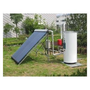 China Système solaire de chauffe-eau de fente au goût de lard on sale