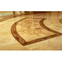 Custom Indoor Outdoor Polished Marble Floor Tile for walling paving hotel floor