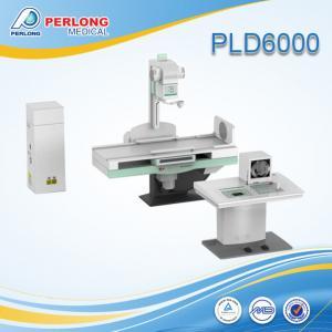China manufacturer of X ray digital fluoroscope unit PLD6000 on sale