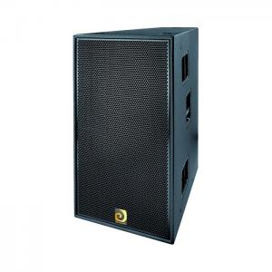 China 3 way Long throw speaker for outdoor event DE Acoustics AH-3S on sale