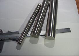 China ASTMB348 surgical implant titanium rod on sale