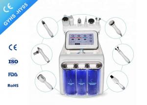 China Skin Scrubber Portable Hydrafacial Machine 6 In 1 Medical Spa Skin Care Exfoliation on sale