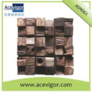China Tejas rústicas de la pared del mosaico del mosaico sólido on sale