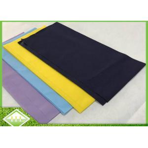 100% Virgin PP Nonwoven Non Slip Table Cloth For Wedding Non Toxic Degradable