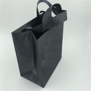 China Multipurpose Artificial Jewelry Packaging Bags , Personalised Jewellery Bags on sale