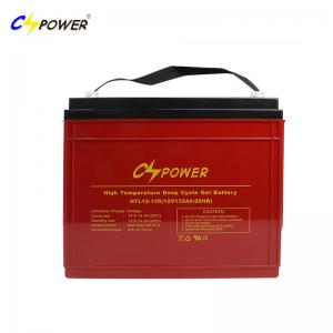 China China Best Quality 135Ah 12V Solar GEL Battery for Inverter PV System on sale