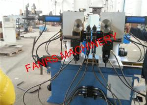 China Hydraulic Pipe Bending Machine PLC Control System With Two Heads Molds on sale
