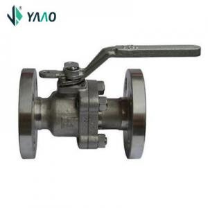 China Integral Flanged Gate Valve on sale