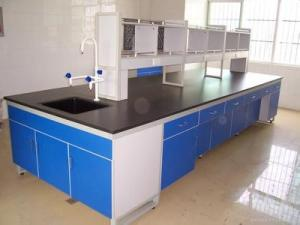 China university lab furniture with steel wood lab furniture and wood drawer lab furniture on sale