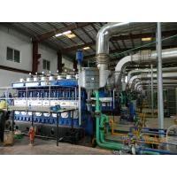 China High Efficiency HFO Fired Power Plant Open Type 3 Phase Generator Set on sale