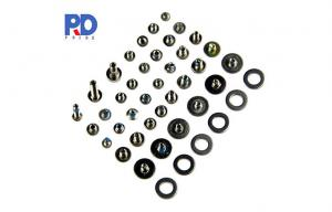 China Smart Cell Phone Screws Replacement For iPhone 4 , Stainless Steel Screws on sale