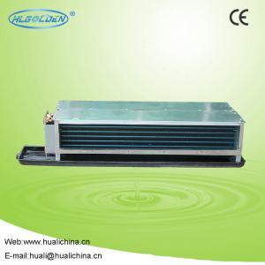 Energy Saving HVAC Fan Coil Unit Horizontal Concealed Fan
