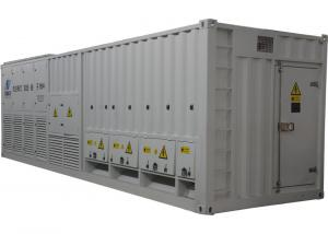 China Power Banks 4375 KVA Variable Resistive Load Bank Electrical Load Testing Equipment on sale