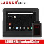 Original Launch X431 V Plus Car Diagnostic Scanner Full System Diagnostics Scan Tool