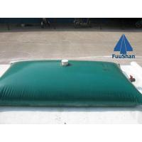 Fuushan Factory Price Pillow TPU PVC Agriculture Water Storage Tank for Irrigation