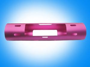 China AL6063 - T5 Anodized Aluminum Profiles For Trains Machinery Normal Length 6m on sale
