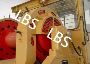 China OEM Offshore Oil Drilling Winch Piling Winch Trailer Mounted Pumping Units Winch on sale