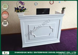 China Customized Store Front Counter Furniture , customer service counter furniture for  indoor on sale