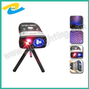 China Handhold and Rechargeable laser stage light for Party /disco/KTV on sale