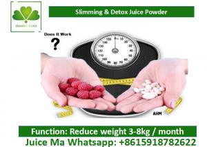 Quality 100% Natural Raspberry Concentrate Weight Loss Juice Powder Private Label Available for sale