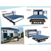 Heavy Duty Laminated Glass Production Line Auto Lamination Machine 220V-380V