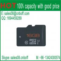 2014 New Promotion1GB 2GB 4GB 8GB 16GB 32GB 64GB Real Full Capacity class 10 micro SD card /TF card