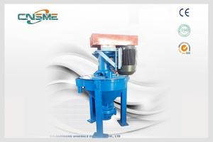 China Metallurgical Industry Froth Pump , SF Foam Transfer Mining Slurry Pump on sale