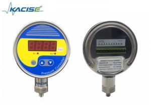 China Intelligent Digital Pressure Controller , High Accuracy Precision Pressure Gauge on sale