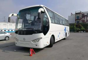China Nine Percent New Used Tour Bus Golden Dragon Brand Diesel Fuel Type With 55 Seats on sale
