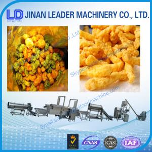 China corn curls process line on sale