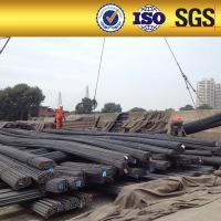 China 5mt HRB400 deformed steel bar ribbed bar on sale