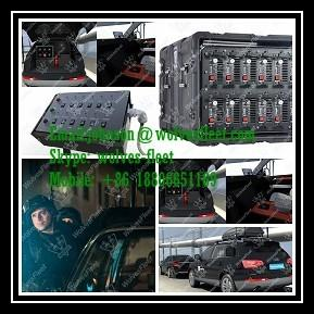 China Vehicle Protection Mounted Jammer/Vehicle Mounted Jamming/Vehicle EOD Jammer on sale